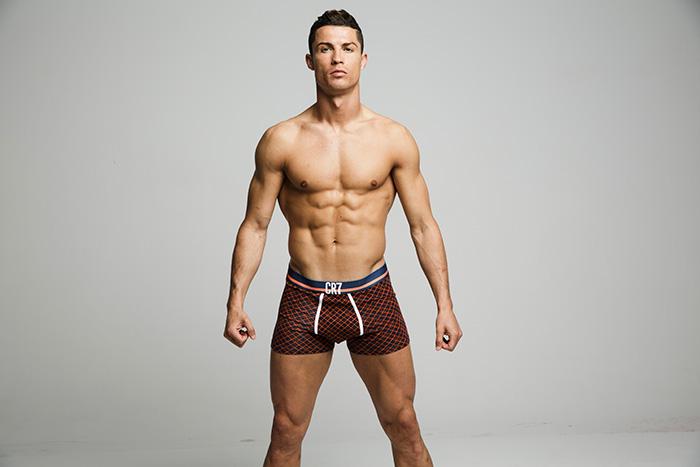 Cristiano Ronaldo Unveils 2015 CR7 Underwear Campaign