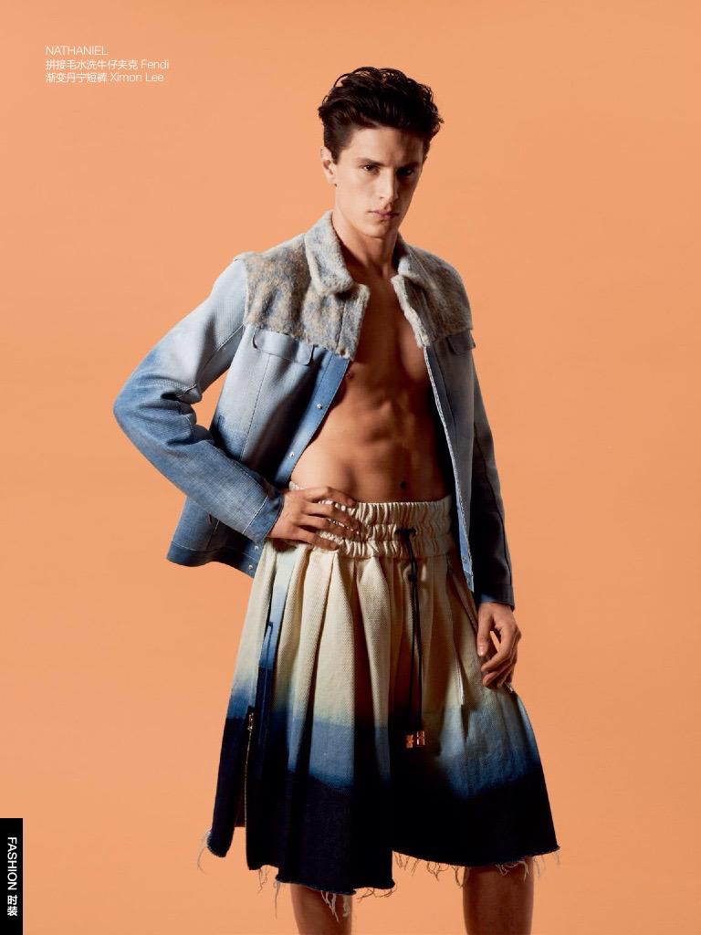 Denim Boys: GQ China Does Denim Style in a Big Way