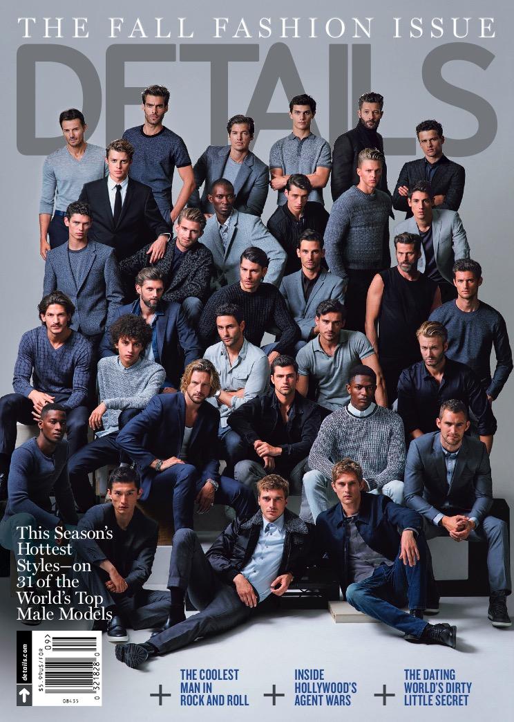 Details September 2015 Model Cover