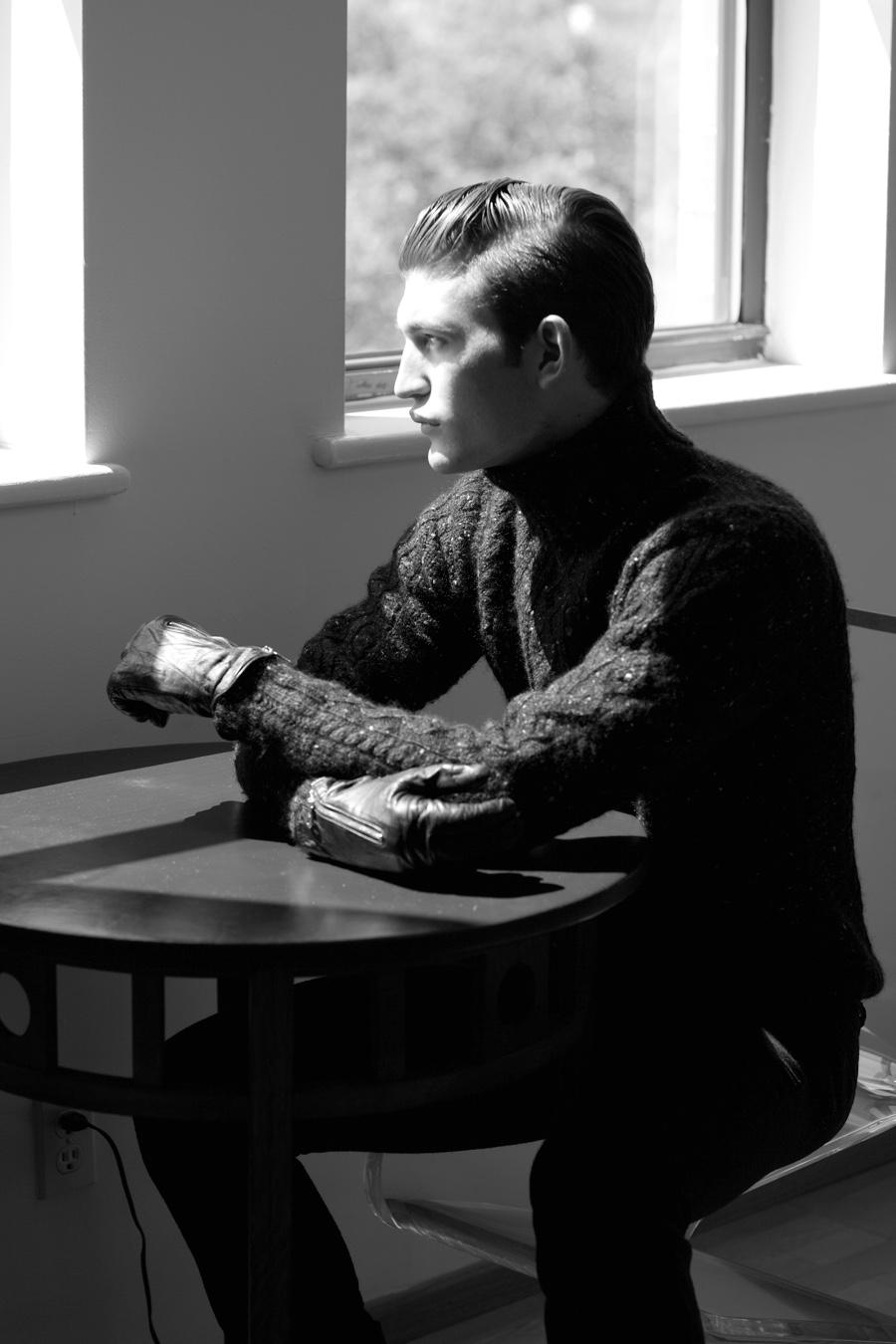Exclusive: Dylan Hartigan by Arnaldo Anaya-Lucca