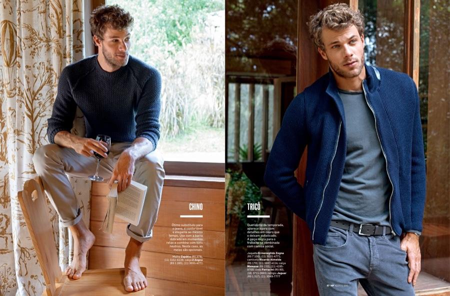 Guilherme Kulnig 2015 Fall Fashion Editorial VIP Brazil 002