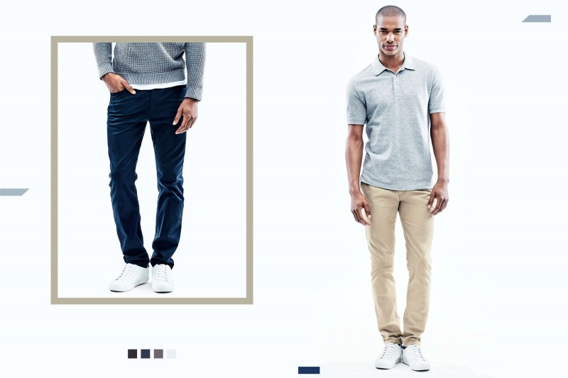 classic chic best selection of 2019 huge discount H&M Goes Slim for Fall Trousers   The Fashionisto