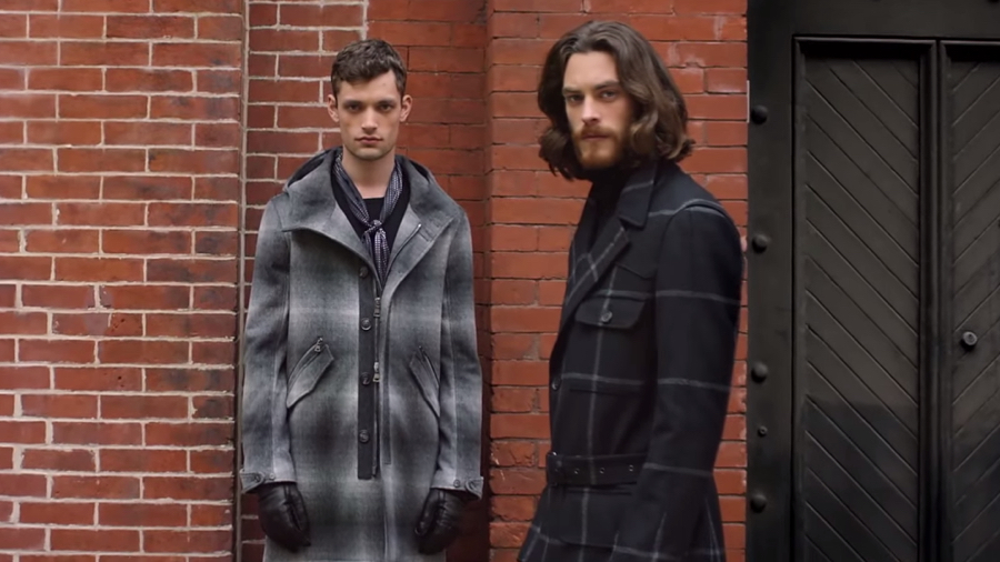 John Varvatos Heads to Central Park with Fall/Winter 2015 Collection