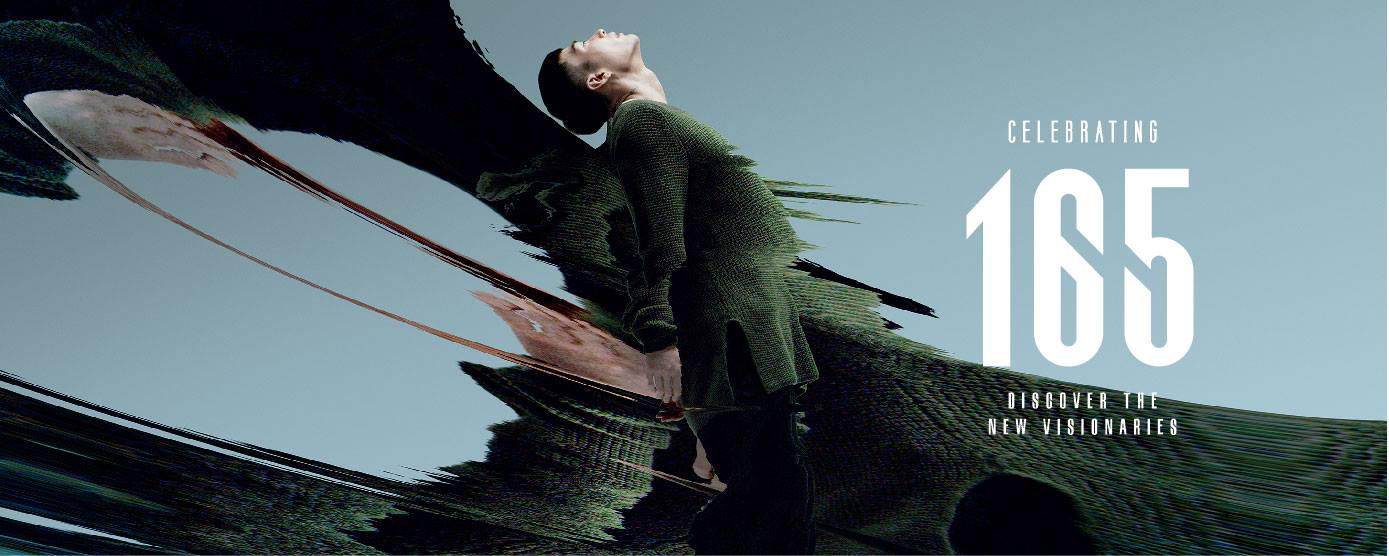 Noma Han Stars in Lane Crawford Fall/Winter 2015 Campaign