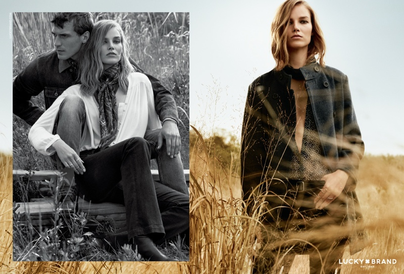 Lucky Brand Fall Winter 2015 Campaign Clement Chabernaud 003