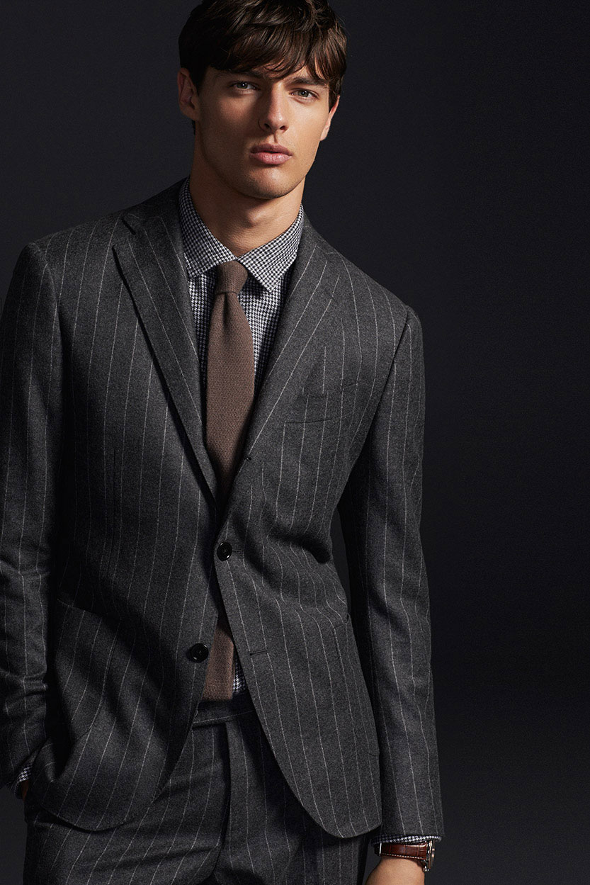 Massimo Dutti Delivers Essential Tailored Style For Fall