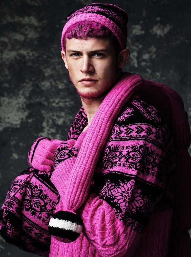 Danny Blake in Sibling for Rollacoaster.