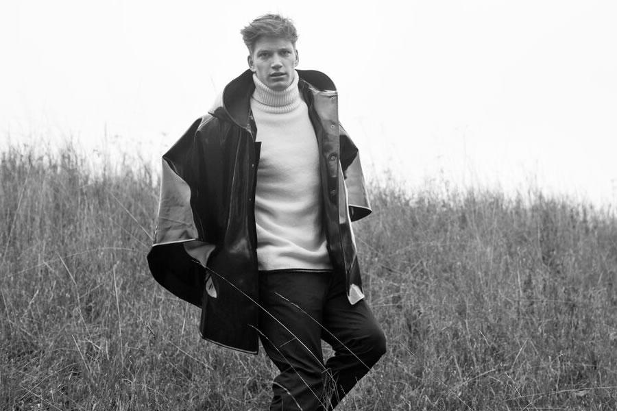 Stutterheim Raincoats Fall Winter 2015 Florian Van Bael 005