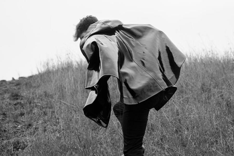 Stutterheim Raincoats Fall Winter 2015 Florian Van Bael 007