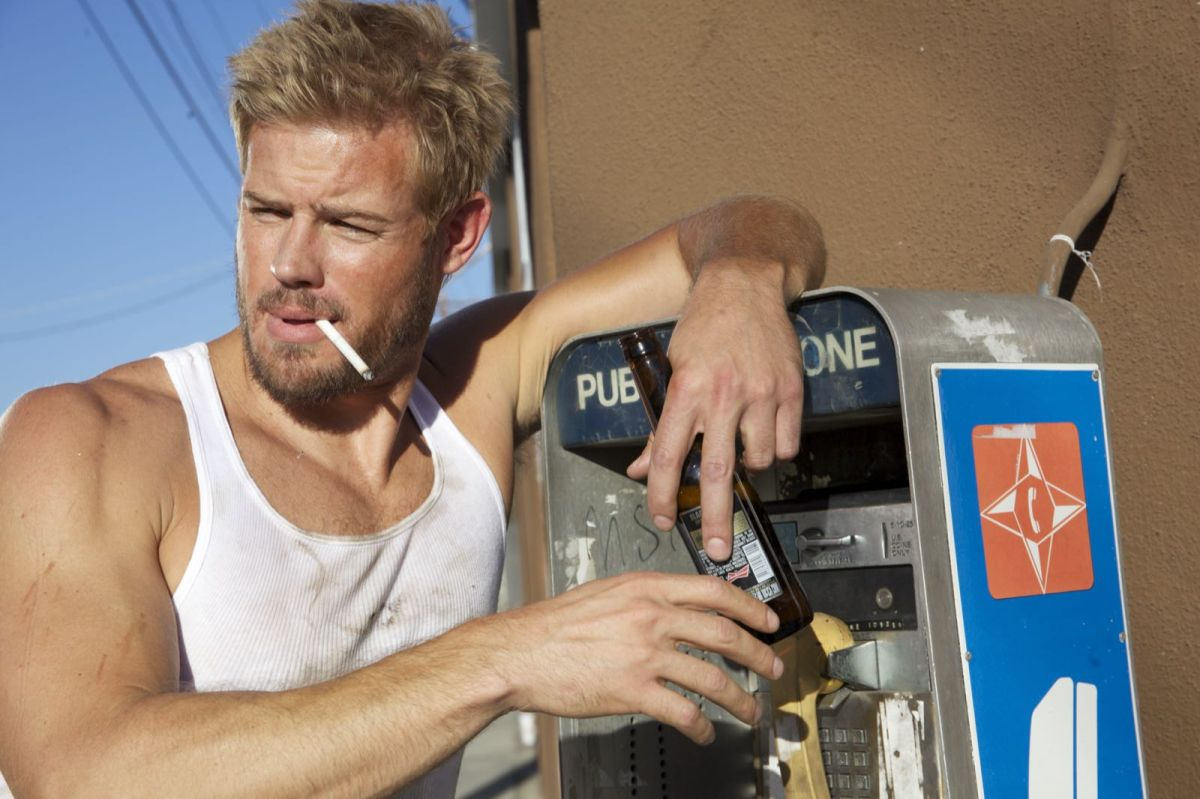 Trevor Donovan Gets His Hands Dirty for New Shoot
