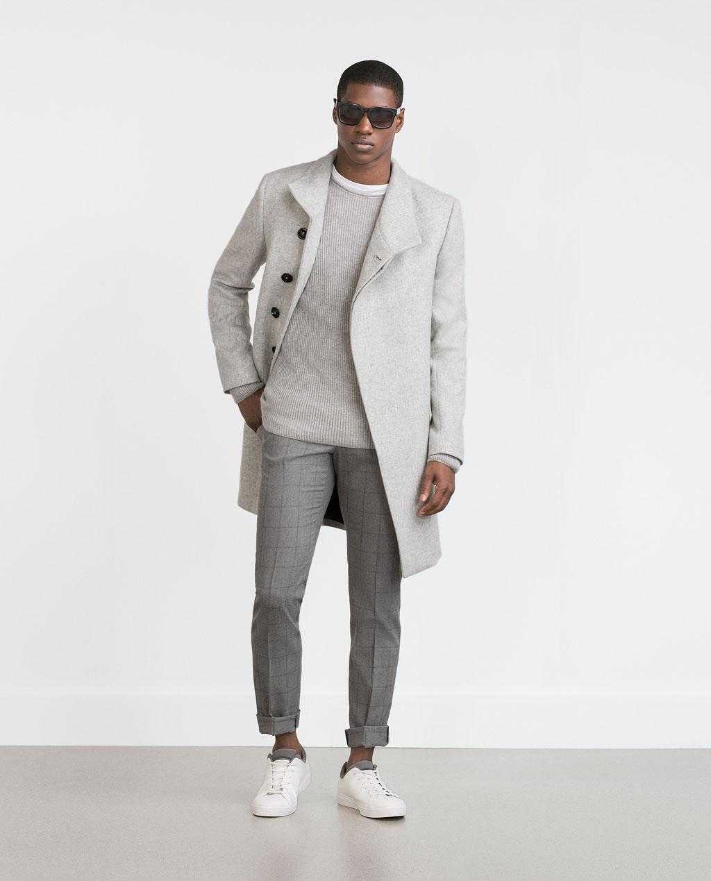 New Arrivals: Zara Fall 2015 Menswear