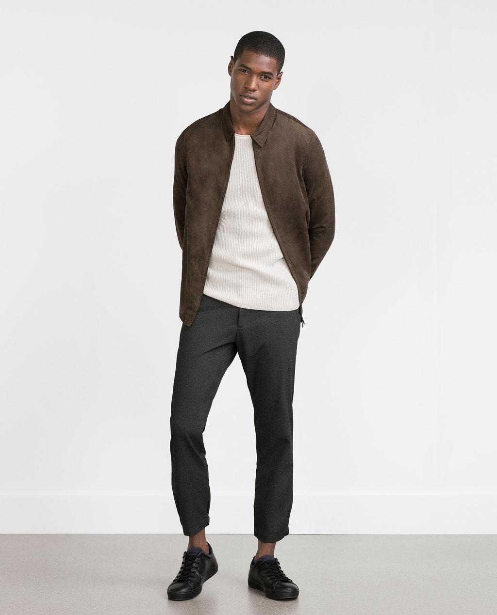 New Arrivals Zara Fall 2015 Menswear The Fashionisto
