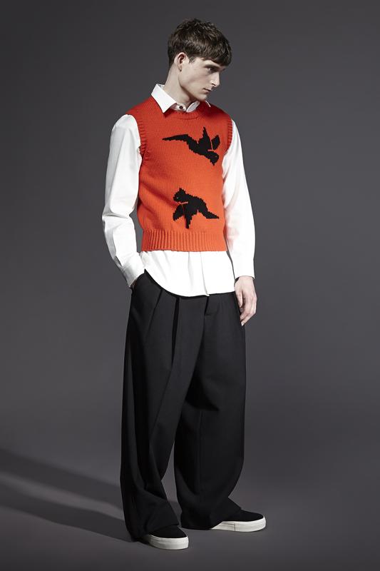 oki ni Fall Winter 2015 Menswear Styled Karl Morrall 001