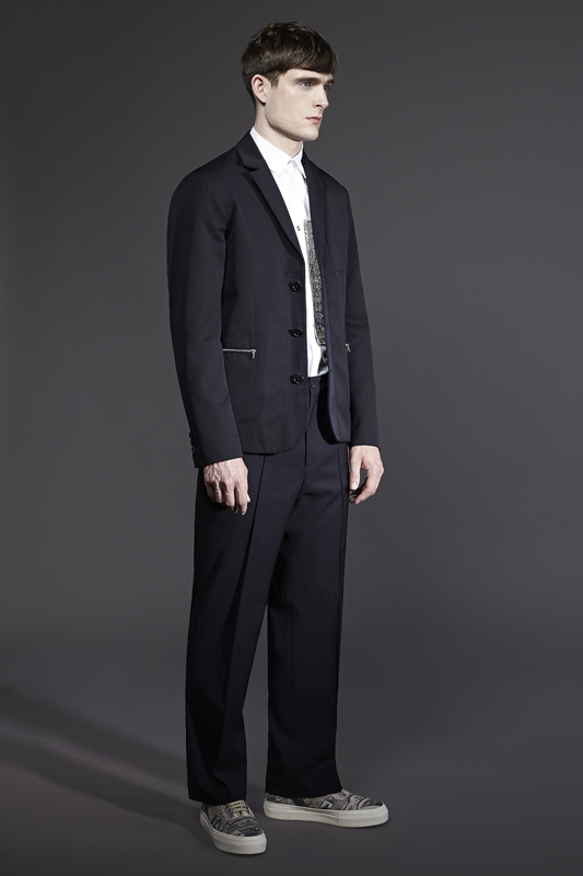 oki ni Fall Winter 2015 Menswear Styled Karl Morrall 006