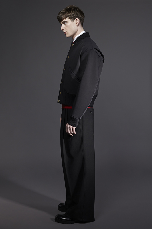 oki ni Fall Winter 2015 Menswear Styled Karl Morrall 007