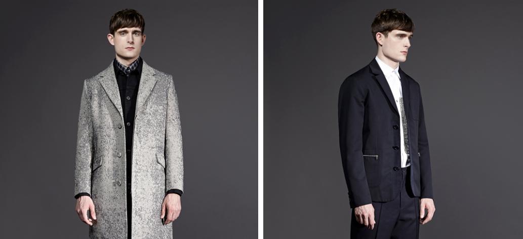 oki ni Fall Winter 2015 Menswear