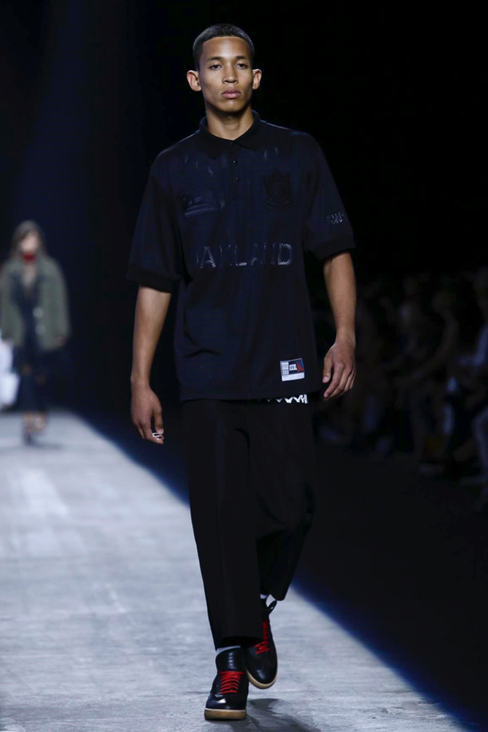 Alexander Wang Spring 2016 Hits the Catwalk