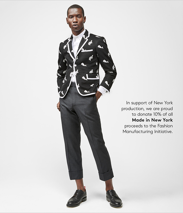 Shop Barneys 'Made in New York' Collection