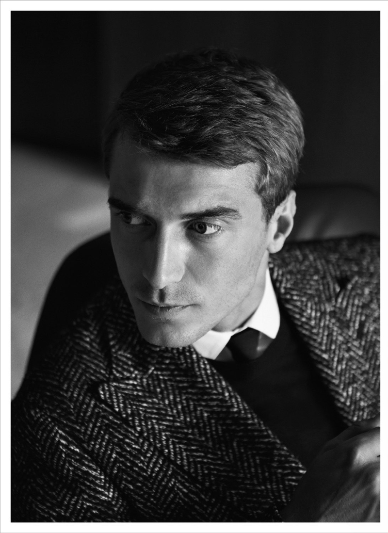 Clément Chabernaud stars in Beymen's fall-winter 2015 campaign.