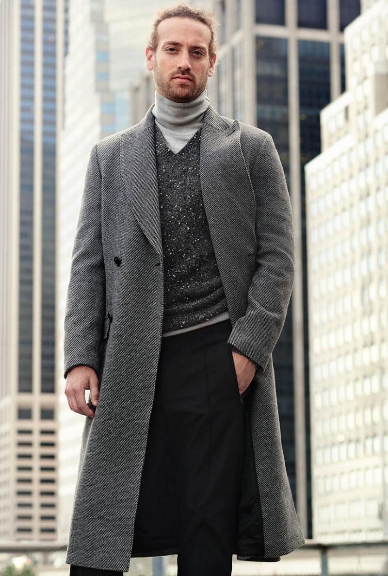 Men's Style 101: How to Wear Turtlenecks