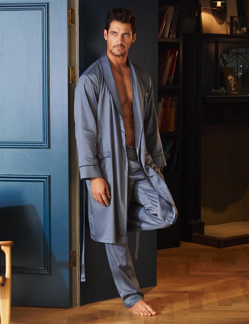 David Gandy for Autograph Dressing Robe and Pajama Pants