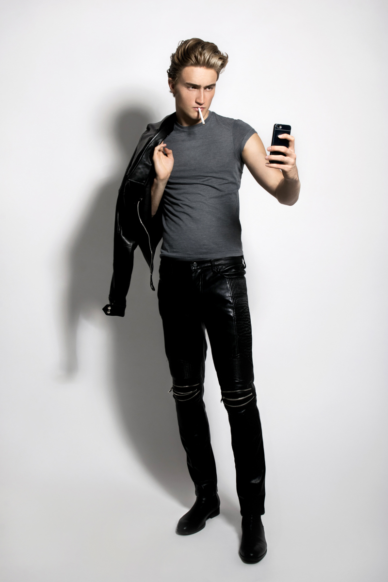 Male Fashion Rebel