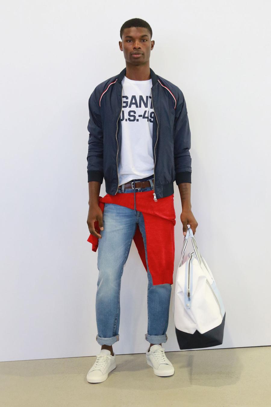 Gant Spring/Summer 2016 Menswear Collection