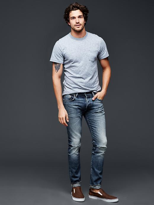 from Sean who is the gap male model gay