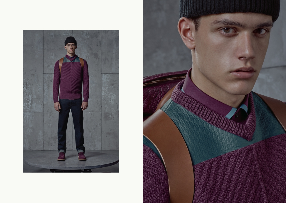 Givenchy Men Goes Sporty for Fall/Winter 2015