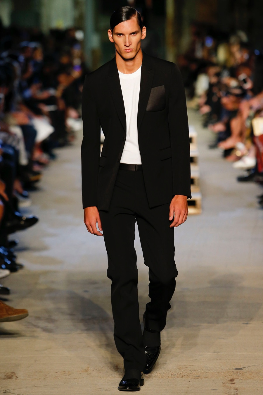 Givenchy Shows Spring/Summer 2016 Collection During New York Fashion Week