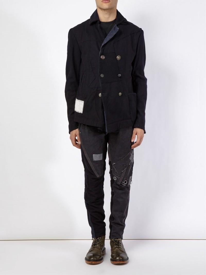 Greg Lauren Double-Breasted Jacket