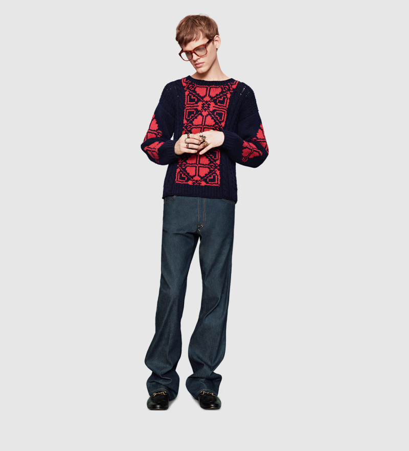 Gucci Goes Geek Chic for Cruise Season