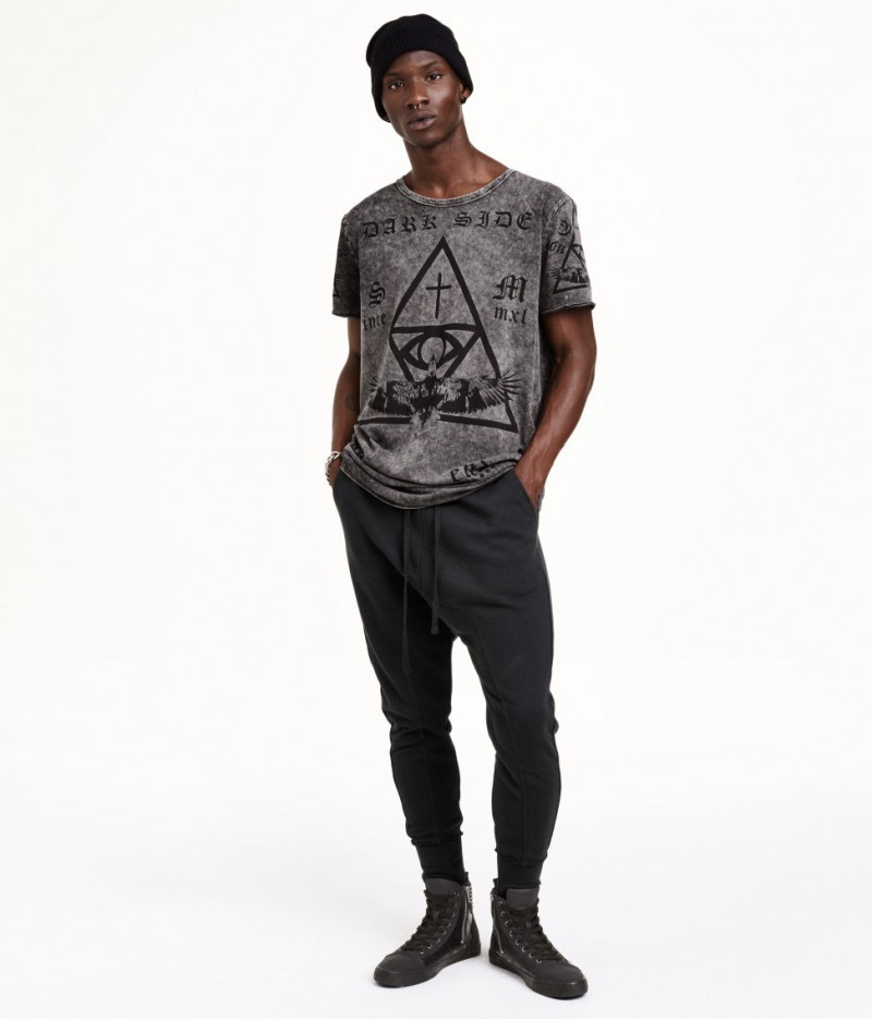 Hm Men Delivers Trendy Joggers Sweatpants For Fall The Fashionisto