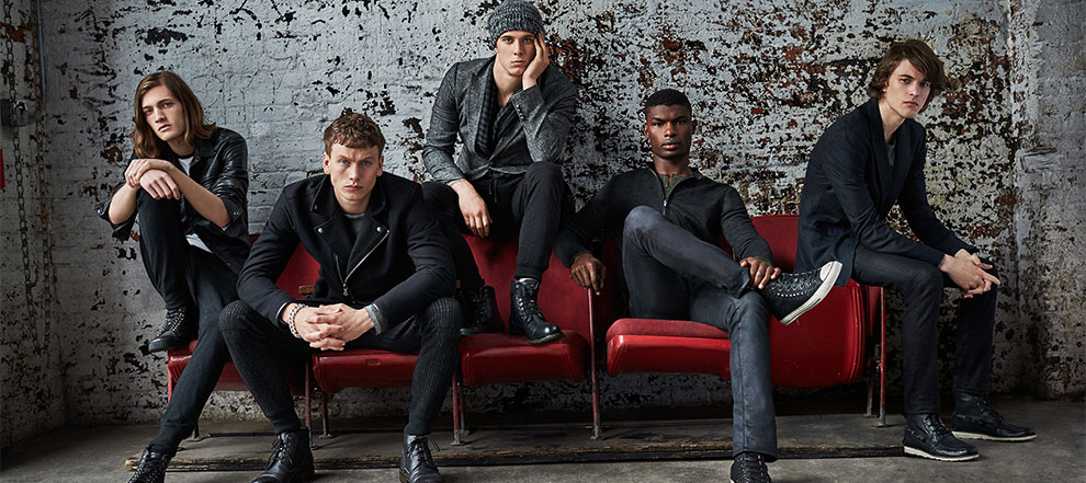 John Varvatos Star USA Presents The New Fall Essentials