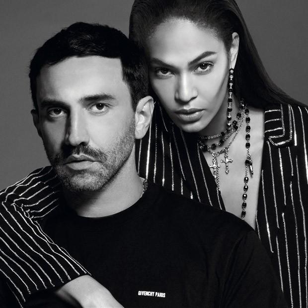 Givenchy's Riccardo Tisci Covers Madame Figaro
