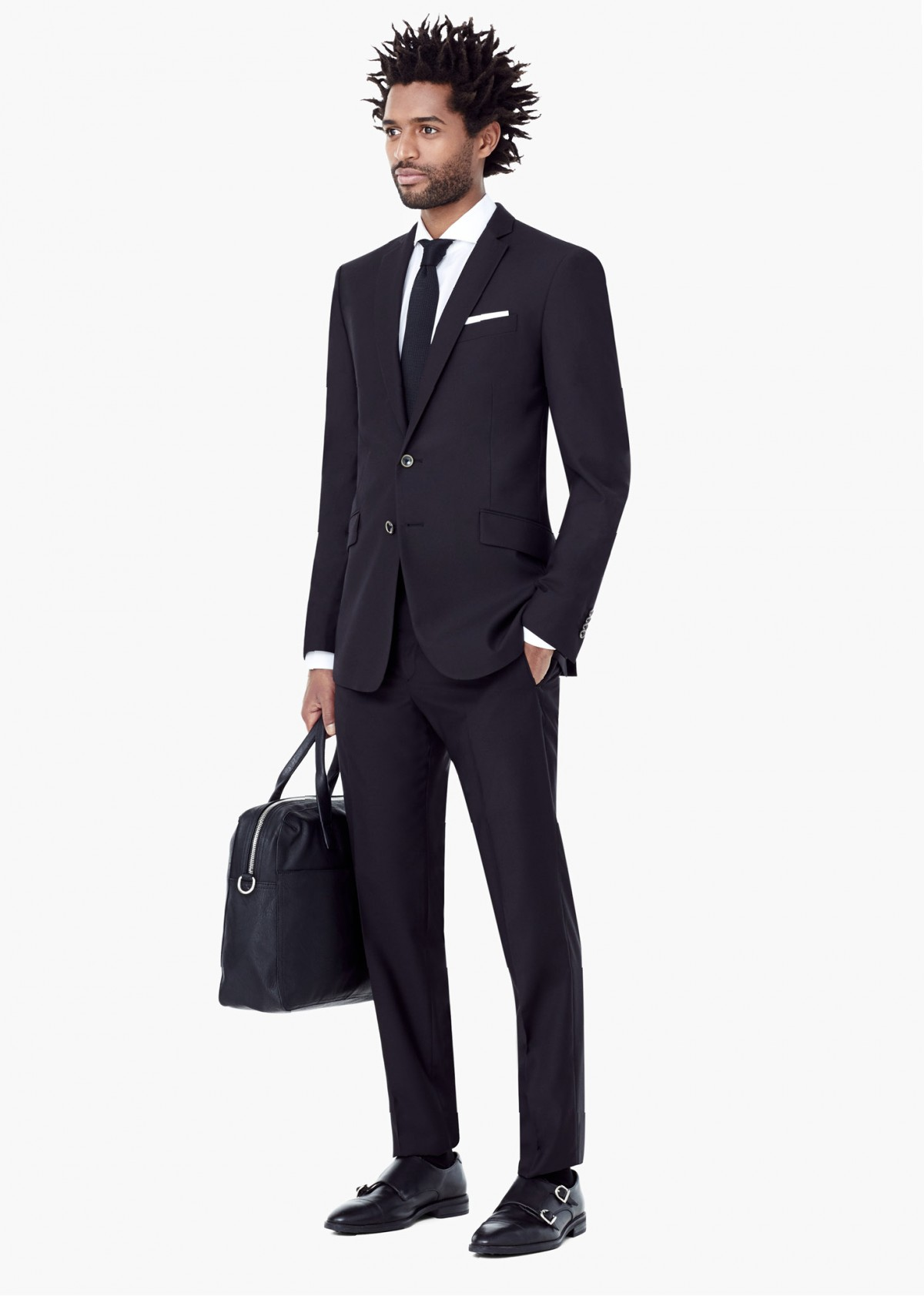 Mango Presents Fall Suiting Guide