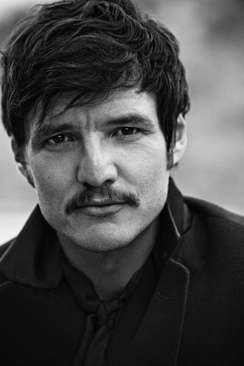Pedro Pascal photographed by Francesco Carrozzini for L'Uomo Vogue.