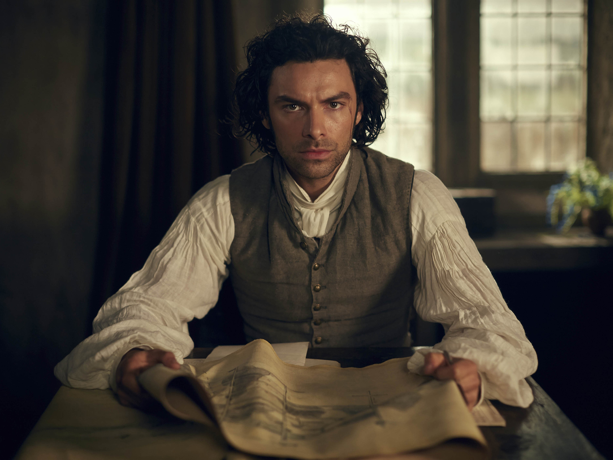 Poldark Style: 5 Fashions Inspired by Aidan Turner's Ross Poldark