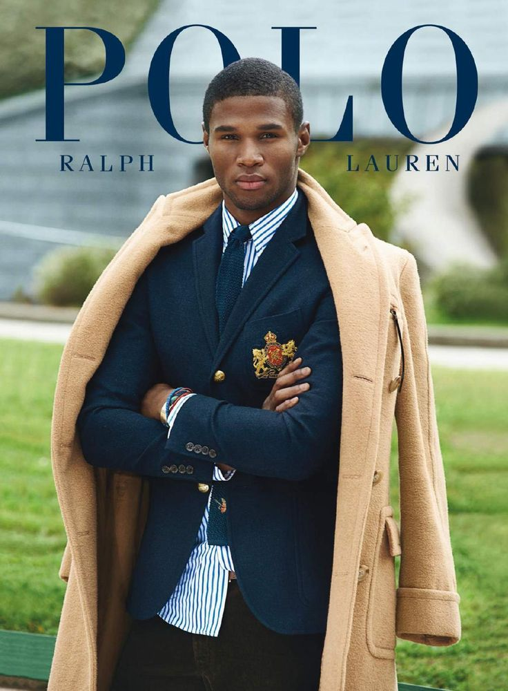 Polo Ralph Lauren Fall/Winter 2015 Campaign with Henry Watkins