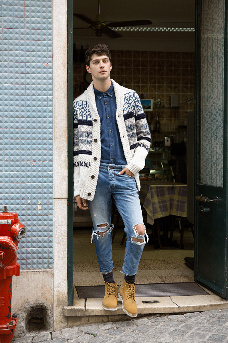 Pull & Bear Inspires with Relaxed Everyday Fashions