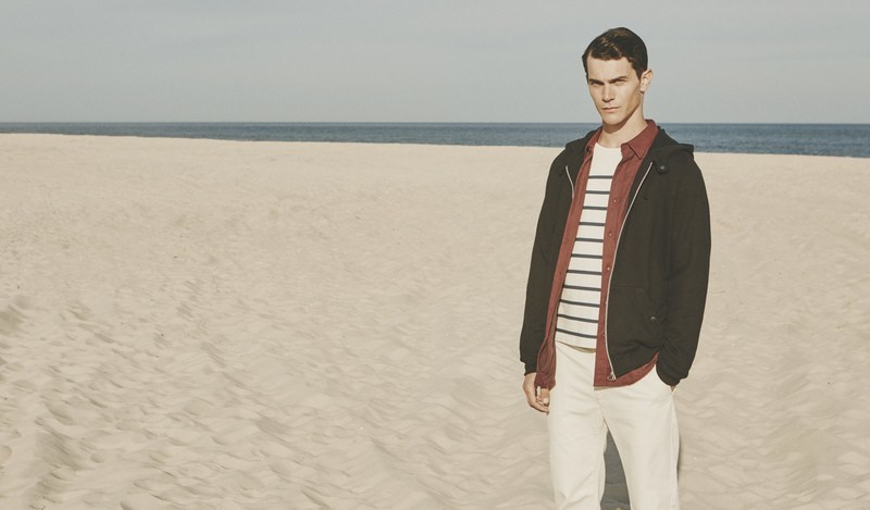 Solid & Striped Champions Nautical Fall Styles