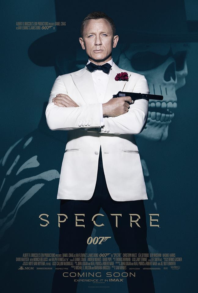 Etwas Neues genug Spectre Style: Daniel Craig's James Bond Wears Tom Ford Fashions #QJ_26
