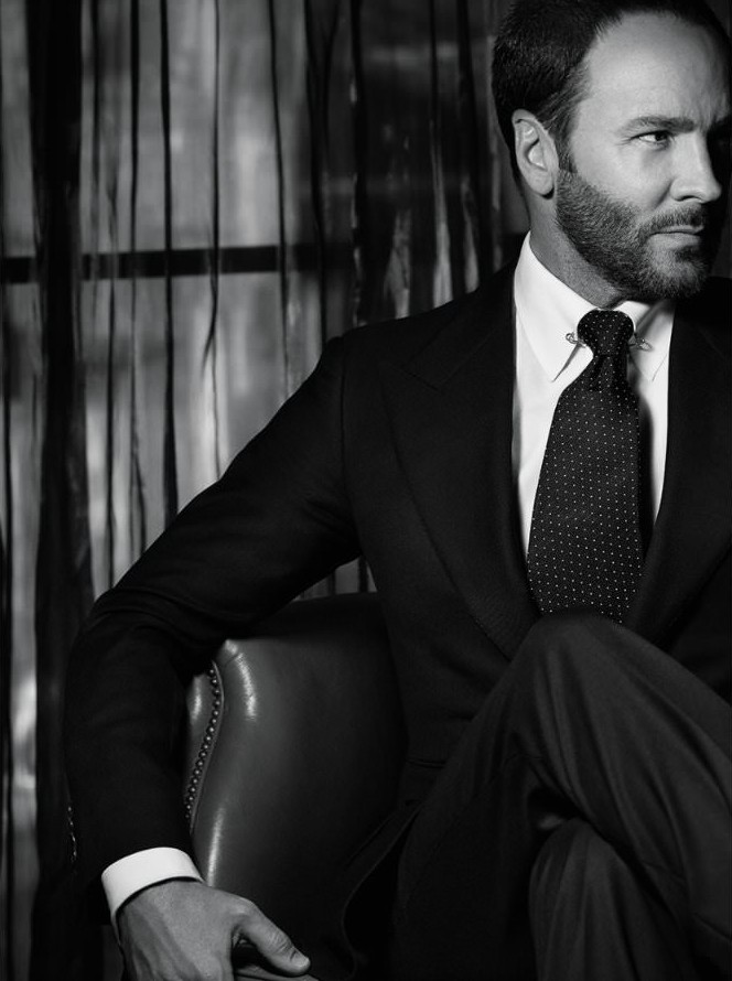 Tom Ford Talks Morning Routine with Mr Porter