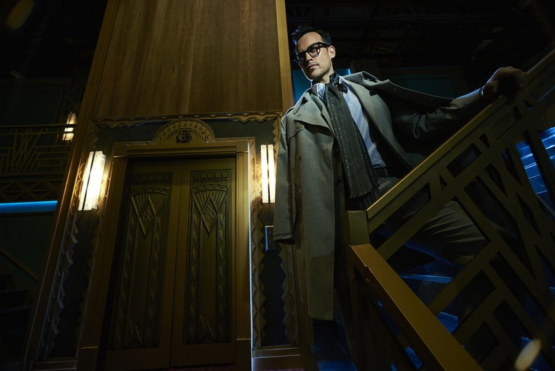 Cheyenne Jackson as Will Drake in American Horror Story: Hotel