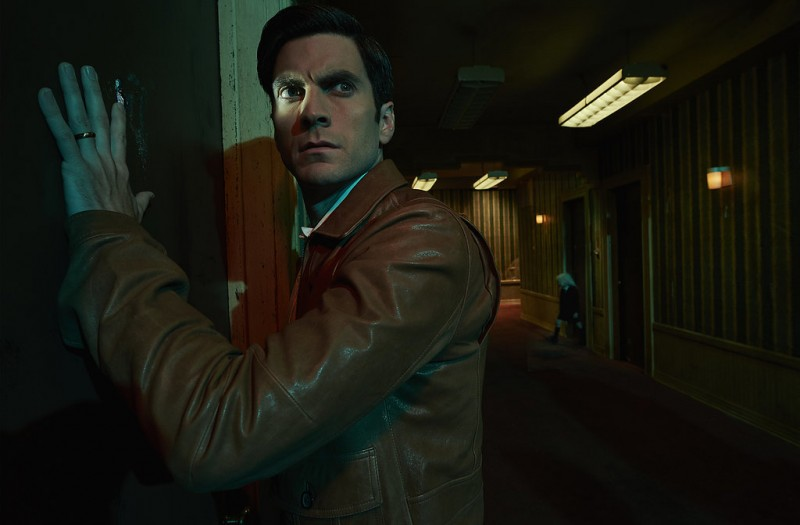 Wes Bentley as John Lowe in American Horror Story: Hotel