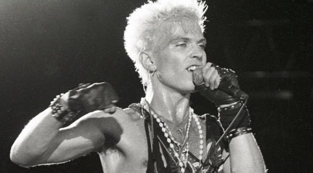 Billy Idol's 1980s Style: The Rocker Inspires Fashion