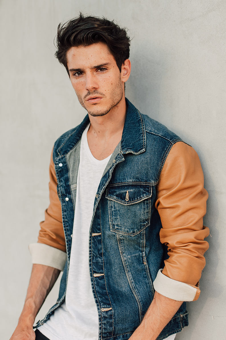 Diego Barrueco Catches Up with Caleo for Shoot