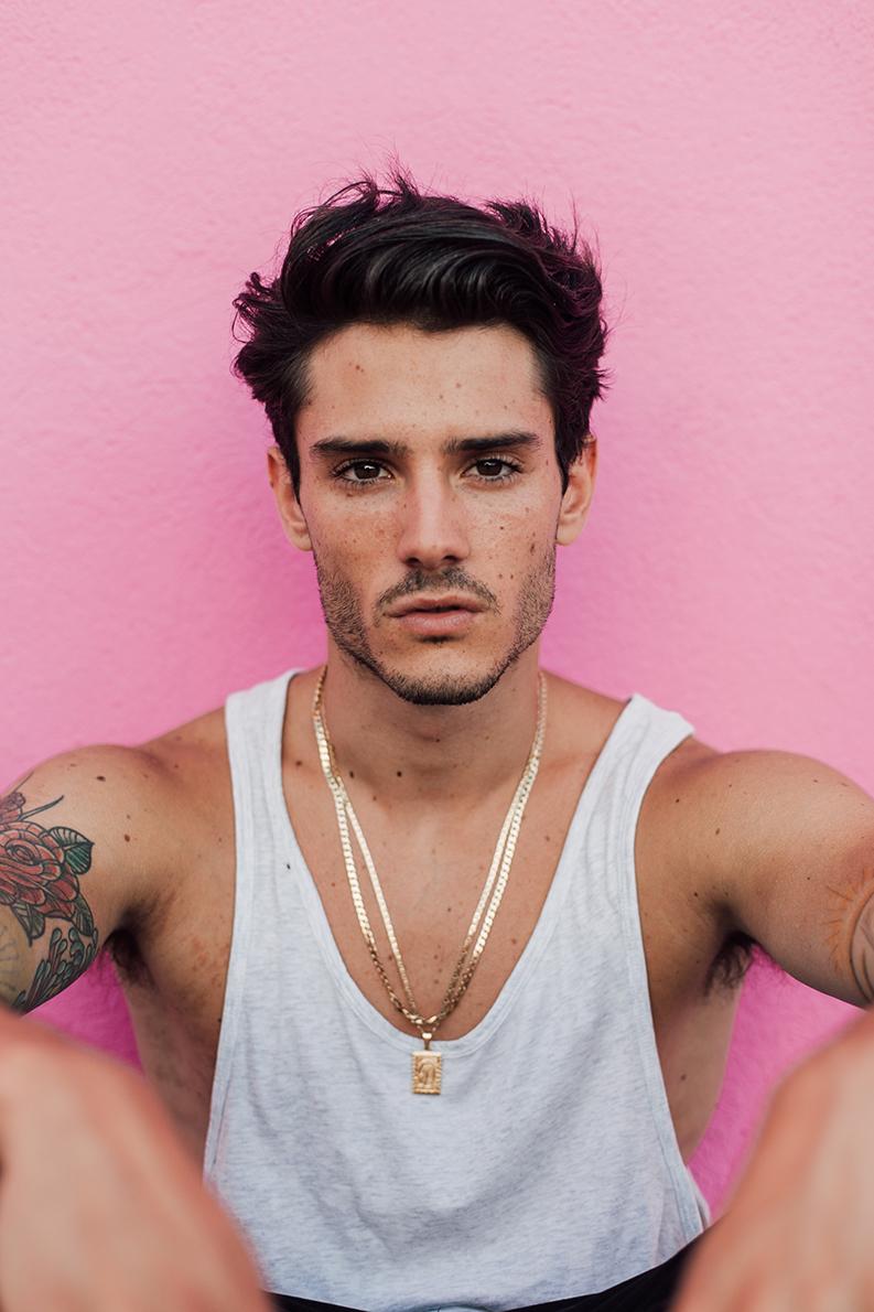 Diego Barrueco Catches Up with Caleo Magazine