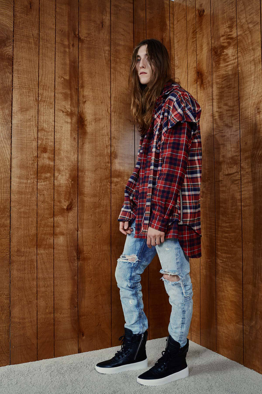 Fear of God Embraces Grunge Styles for Fourth Collection