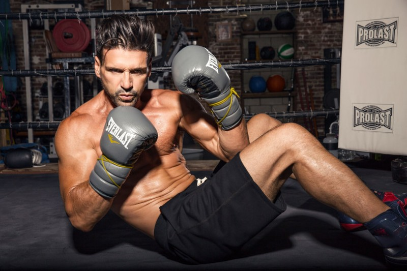 Frank Grillo photographed by Ian Maddox
